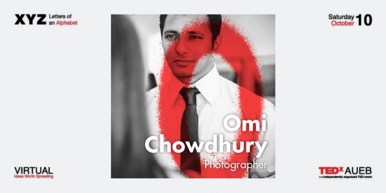 TEDxAUEB 2020 Speakers: Omi Chowdhury